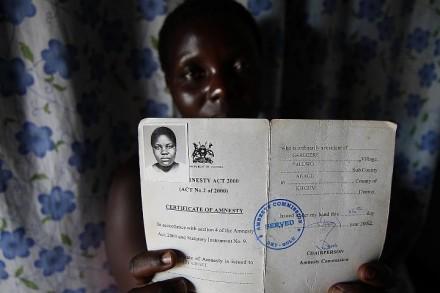 amnesty certificate