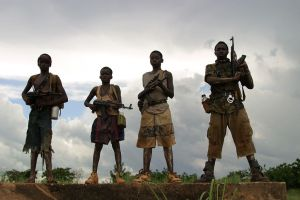 Child Soldiers in the Lord's Resistance Army